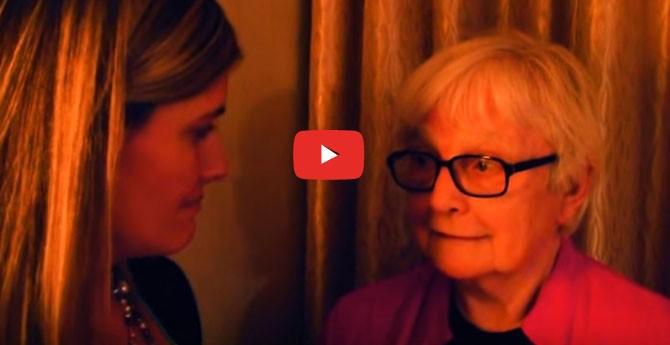 Across Generations: Elisabeth Schüssler Fiorenza (FSRinc @AAR 2014)