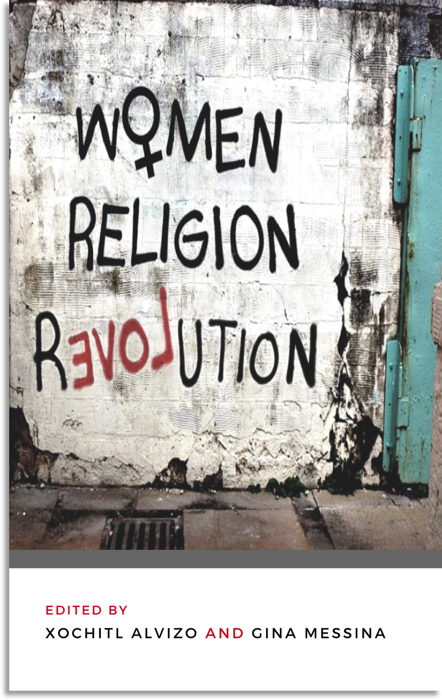 Book Cover: Women Religion Revolution