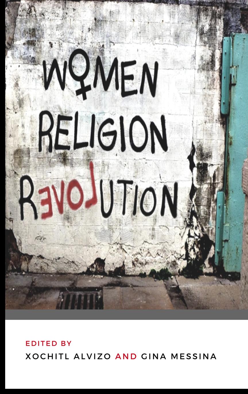 Book Cover: Women Religion Revolution